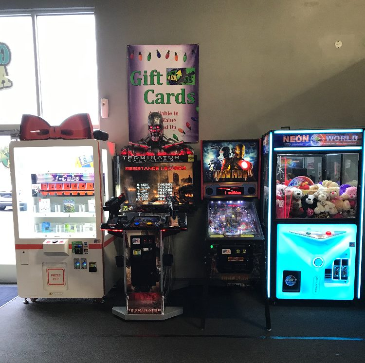 Coin Operated Game Sales & Repairs Eugene & Salem, OR